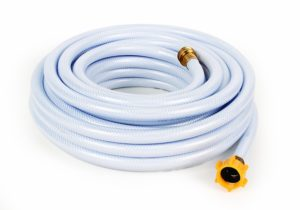 "Camco TastePURE Drinking Water Hose, Lead and BPA Free, Reinforced for Maximum Kink Resistance (5/8""Inner Diameter x 50 Feet)"