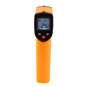 Thermometer Gun Nice Non-Contact LCD IR Laser Infrared GM320 Digital Temperature