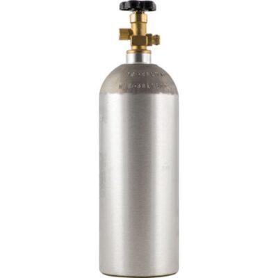 CO2 Tank (Aluminum) - 5 lb. D1050
