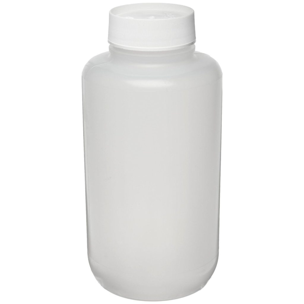 Nalgene 2115-3000 Polypropylene 3000mL Mason Jar