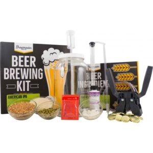 1 Gallon Homebrew Starter Kit (Includes American IPA Recipe Kit)