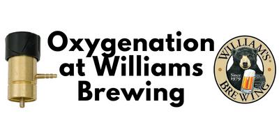 williamsbrewing.com oxygenation