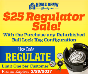 25 Co2 Regulator When You Buy A Ball Lock Keg Homebrew