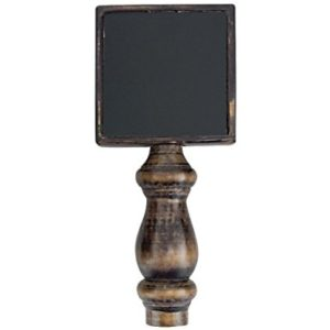 Chalkboard Tap Handle - Walnut