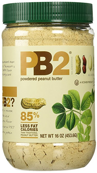 Bell Plantation PB2 Powdered Peanut Butter, Net Wt. 16 Oz