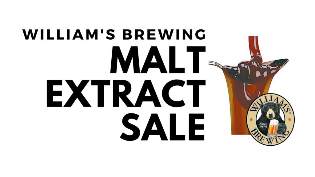 williamsbrewing.com malt extract