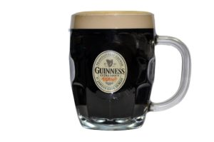 Guinness Hobnail Tankard