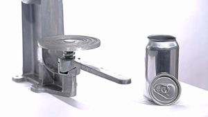 All American Personal Beer Can Seamer Homebrew Canner for 12 & 16 oz Cans 225