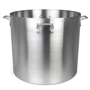 Thunder Group 120 Quart Aluminum Stock Pot