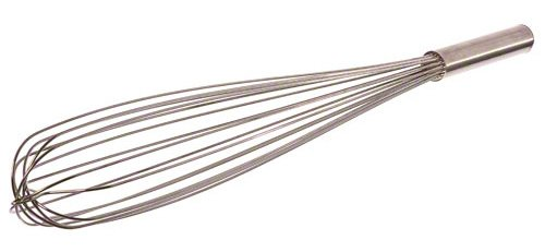 Update International FW-24 Stainless Steel French Whip, 24-Inch