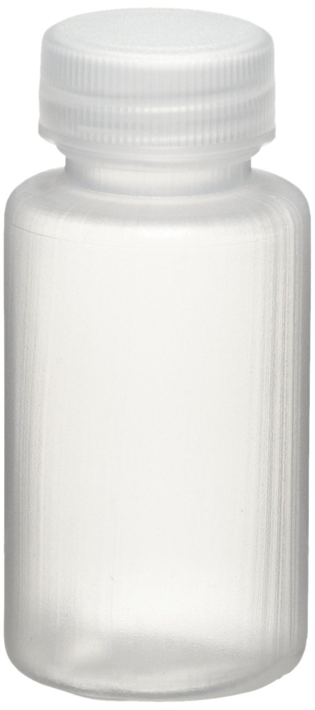 Azlon 301705-0032 1000mL / 32oz, Plastic (HDPE) Narrow Mouth Lab Sample Bottle (Pack Of 6)