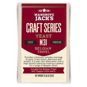 mangrove jack yeast