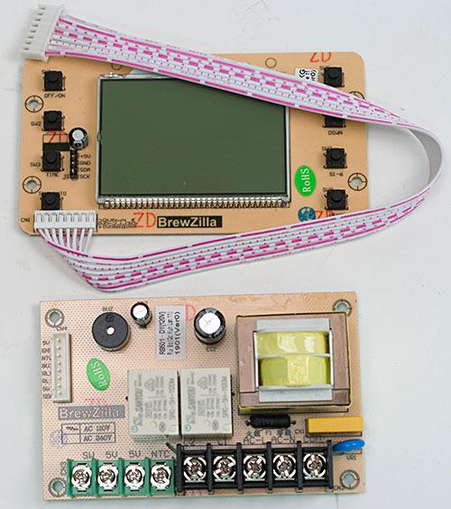 robobrew upgrade board