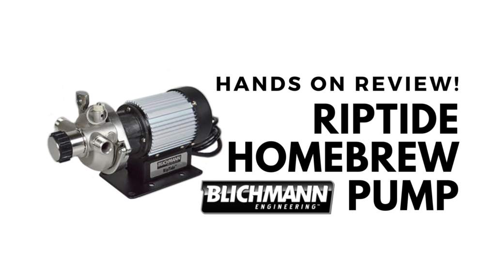 blichmann engineering riptide review