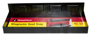GreatNeck 68022 Magnetic Tool Tray, 12 Inch