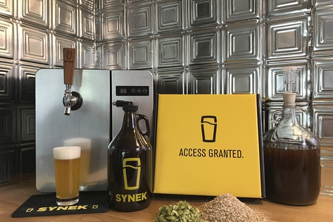 Synek Craft Beer Dispenser