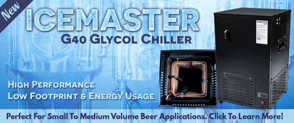 Icemaster Glycol Chiller