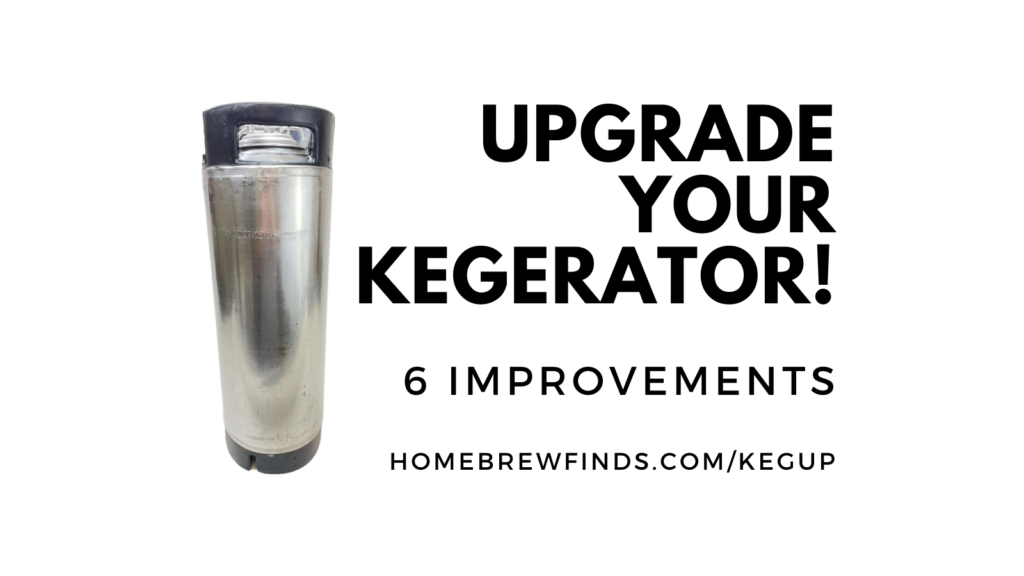 kegerator upgrade ideas