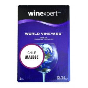 World Vineyard Wine Making Kit - Chilean Malbec WK734