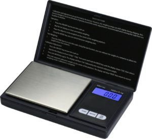 Smart Weigh SWS1KG Elite Series Digital Pocket Scale, 1000 by 0.1gm