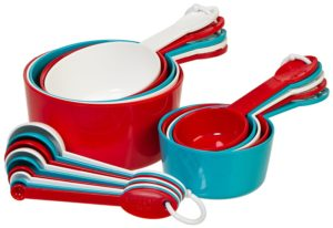 Prepworks by Progressive Ultimate 19-Piece Measuring Cup and Spoon Set