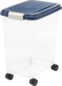 IRIS Airtight Pet Food Storage Container