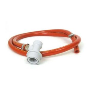 """5/16"""" Gas Line Assembly - Ball Lock"""