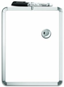 Board Dudes Metalix Magnetic Dry Erase Board 8.5 x 11 Inches (DDT37)