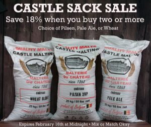 castle malts