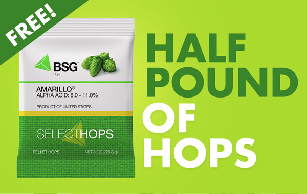 Free Hops from the AHA