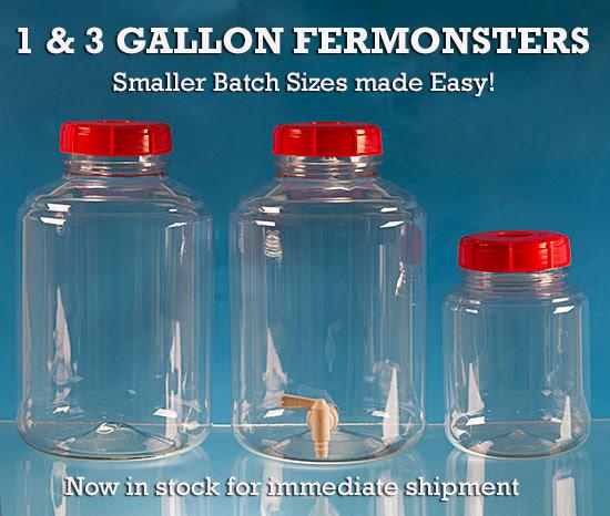 small batch fermonster