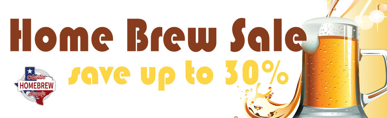 austin homebrew sale