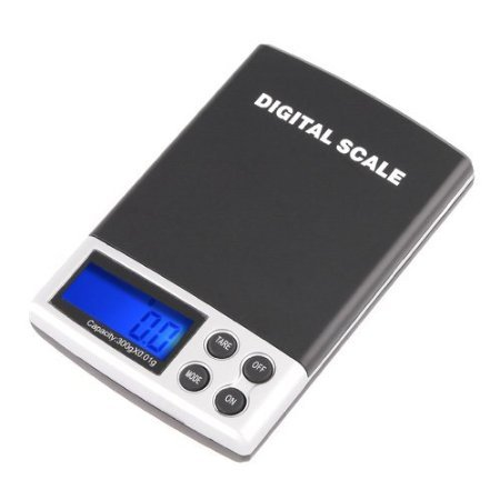 Mini 0.01g 300g Gram Digital Electronic OZ Balance Weigh Scale for Jewelry and Ingredients