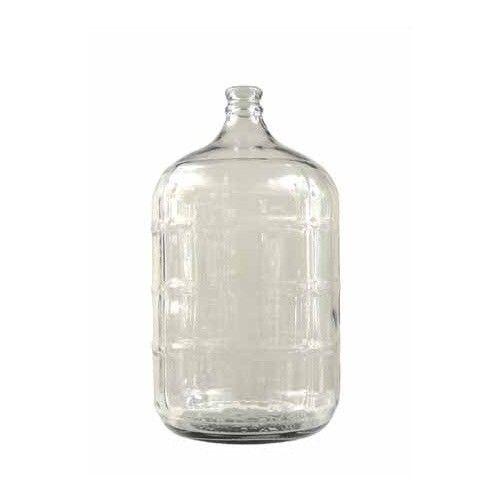 5 Gallon glass carboy- Homebrew Beer Wine Mead Cider Moonshine Kombucha