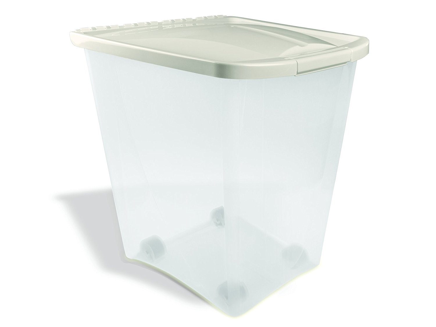 Van Ness 50 Pound Food Container with Wheels