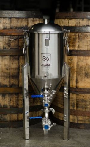 Ss BrewTech - 7 gallon Chronical Conical Fermenter