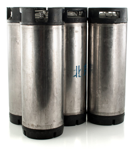 Set of Four 5 Gallon Ball Lock Kegs