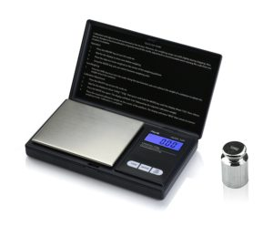 American Weigh Scales AWS-100-CAL Digital Kitchen Pocket Scale