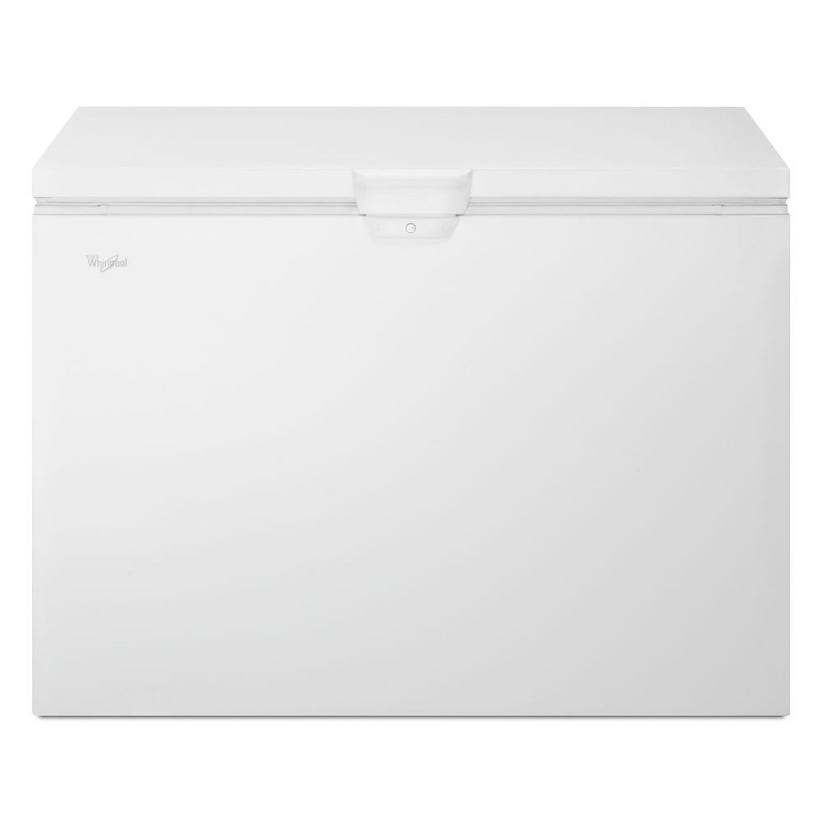 Whirlpool 15-cu ft Manual Chest Freezer (White)