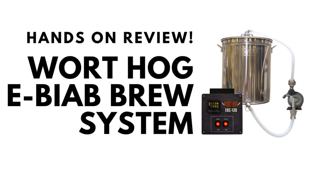 highgravitybrew.com wort hog review