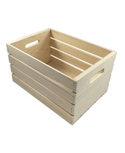 MPI WOOD Large Crate