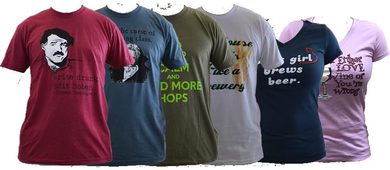 homebrew tshirts