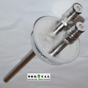 Jaybird CANNING JAR HOP RANDALL - Ball Lock Connections - Jar not included