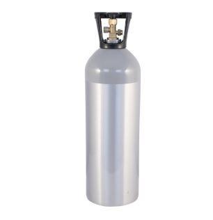 CO2 Tank - 20 lb Aluminum D1058