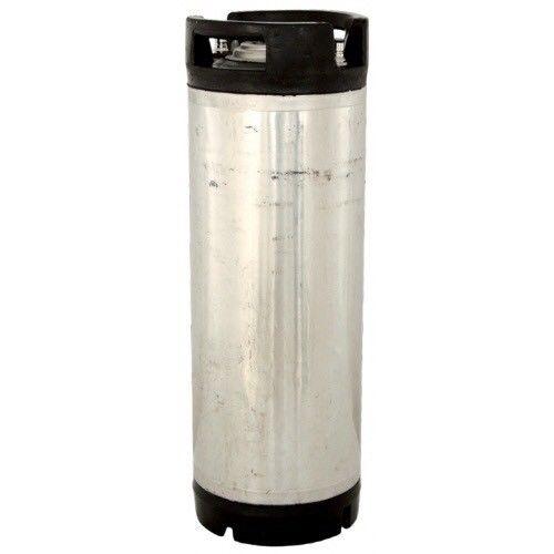 Ball Lock Corny Keg - 5 gal Pressure Tested Homebrew Beer Wine Cider Dispenser
