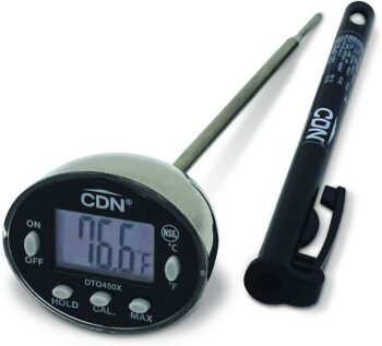 CDN DTQ450X Thin Tip Thermometer