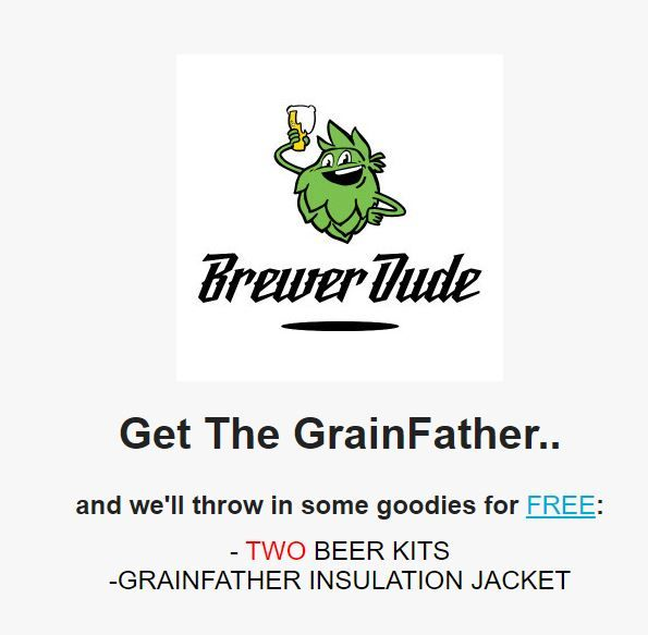 grainfather deal