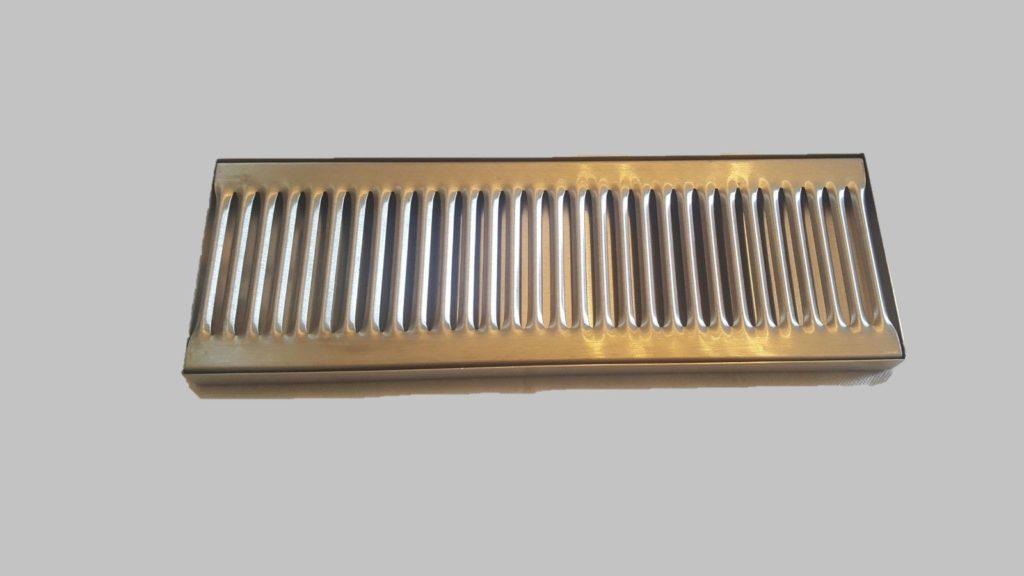 """drip tray, super heavy ,5""""x15"""", 5002188"""