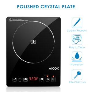 1 500 watt induction cooktop induction heat sources for. Black Bedroom Furniture Sets. Home Design Ideas