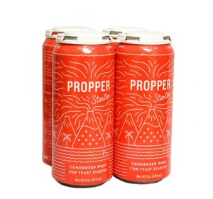 Propper Starter Condensed Wort Can (4 Pack)